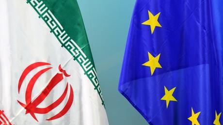 Brüssel verhängt wegen angeblicher Anschlagspläne auf Exil-Iraner Sanktionen gegen Teheran (Symbolbild)