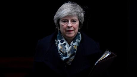 Im Parlament braut sich etwas zusammen. Die Verhandlungen zu dem Brexit-Abkommen mit der EU werden zunehmend schwieriger.