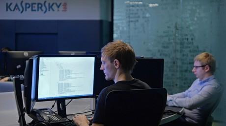 Tag der offenen Tür bei Kaspersky Lab in Moskau 2017. Ausgerechnet der russische IT-Spezialist half dem US-Geheimdienst NSA auf die Spur zu einem gigantischen Datendiebstahl.