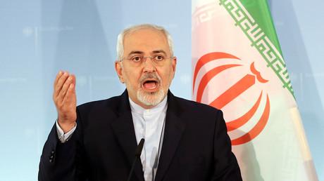 Der iranische Außenminister Mohammad Javad Zarif geißelte am Mittwoch die neuen Sanktionen der EU gegen sein Land.