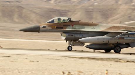 Sollen nach dem Willen der USA nicht nach Kroatien geliefert werden: Israelische F-16-Kampfjets