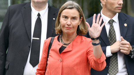 Wird Federica Mogherini, Hohe Vertreterin der EU für Außen- und Sicherheitspolitik, das Abkommen mit dem Iran noch retten können? Die Aussichten dafür stehen nicht gut.