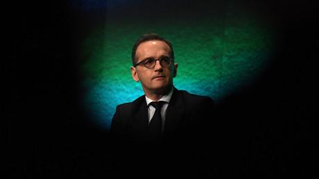 Der deutsche Außenminister Heiko Maas in Dublin, Irland, 8. Januar 2019.