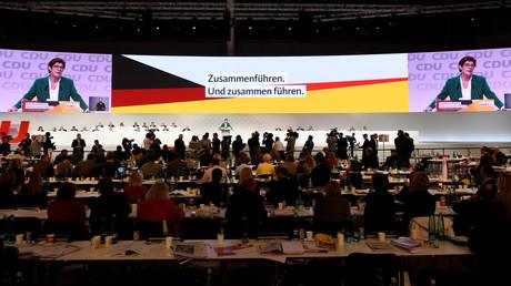 Diesel-Union? CDU-Parteitag in Hamburg