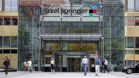 Journalisten und Redakteure  des Axel-Springer-Verlages, insbesondere der BILD-Zeitung, sind gefragte