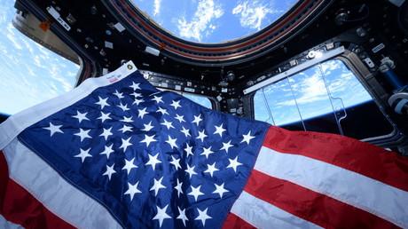Wunschtraum von US-Präsident Donald Trump: Kriegsführung aus dem Weltall