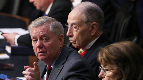 Lindsey Graham, Republikanischer US-Senator, Washington, USA, 15. Januar 2019.