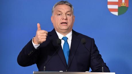 Brüder im Geiste und doch Gegner: Wie für Donald Trump gilt auch für den ungarischen Ministerpräsidenten Viktor Orbán