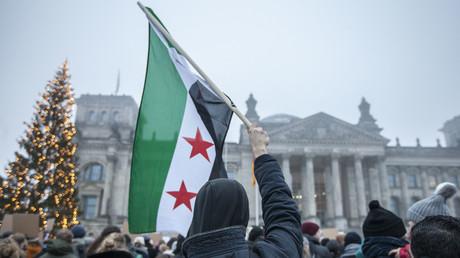 Lassen sich laut Majd Abboud nicht integrieren: Anhänger der