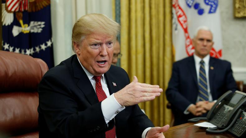 Trump: Keine endgültige Einigung über Zölle vor Treffen mit Chinas Präsident Xi