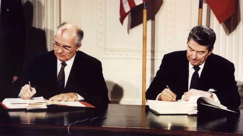 USA wollen heute den historischen INF-Abrüstungsvertrag beerdigen