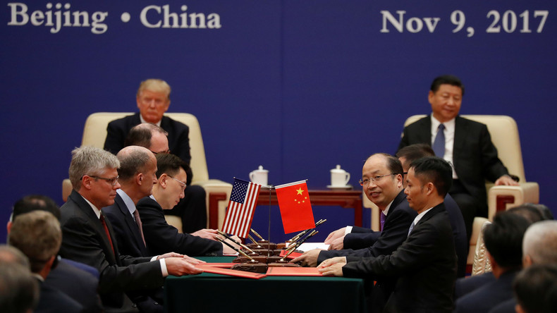 Xi Jinping: China hofft auf baldigen Abschluss von Handelsabkommen mit den USA