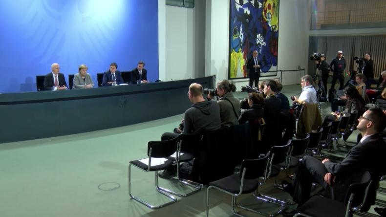 Merkel: Deutschland muss sich auf einen möglichen ungeordneten Brexit vorbereiten