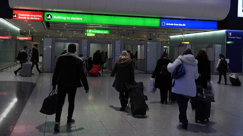 EU lässt Briten auch nach Brexit visafrei einreisen
