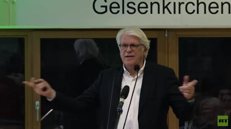 Lebendige Arbeit und Kapital – Professor Bontrup über die Abhängigkeit beider Faktoren (Video)