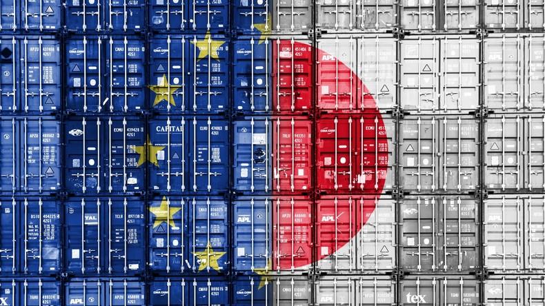 Freihandelsabkommen der EU-Staaten mit Japan tritt in Kraft