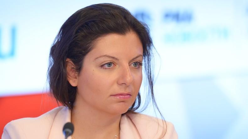Wegen Hilfeaufruf für verletzten Donbass-Soldaten: Instagram löscht Post von Margarita Simonjan