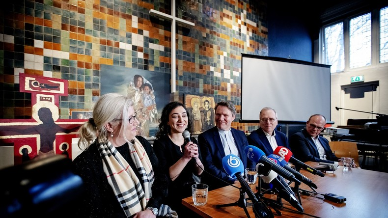 Wegen drohender Abschiebung: Kirche hält 96-Tage Gottesdienst