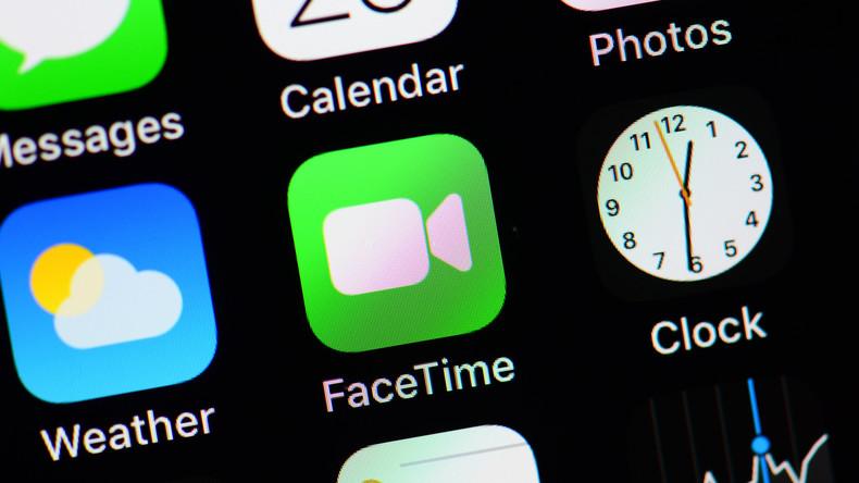 Apple: Gravierende Sicherheitslücke in Facetime behoben