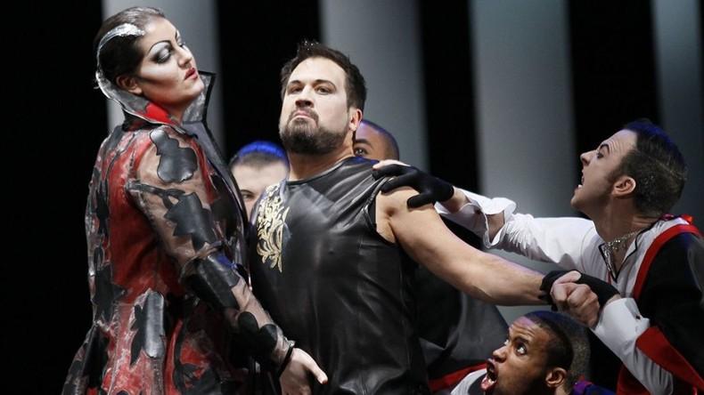 US-Opernsänger wegen mutmaßlichen sexuellen Übergriffs festgenommen
