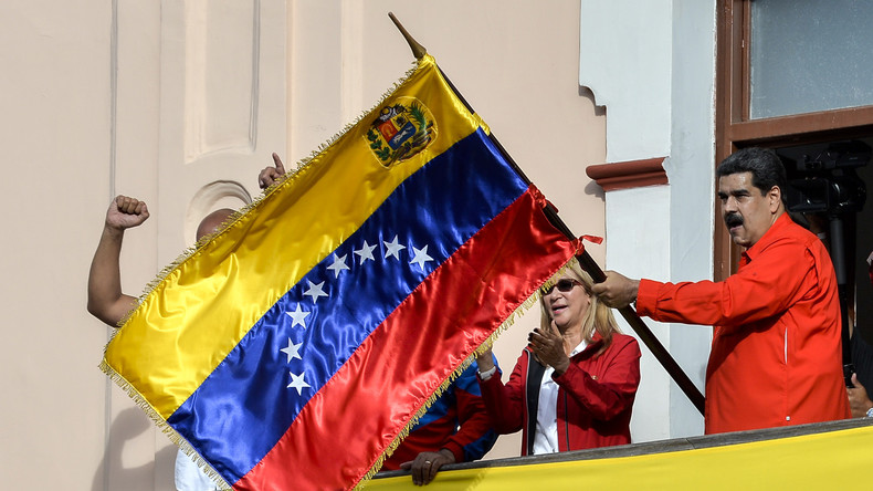 Interview: USA wollen mit Putsch in Venezuela Reste lateinamerikanischer Unabhängigkeit zerstören
