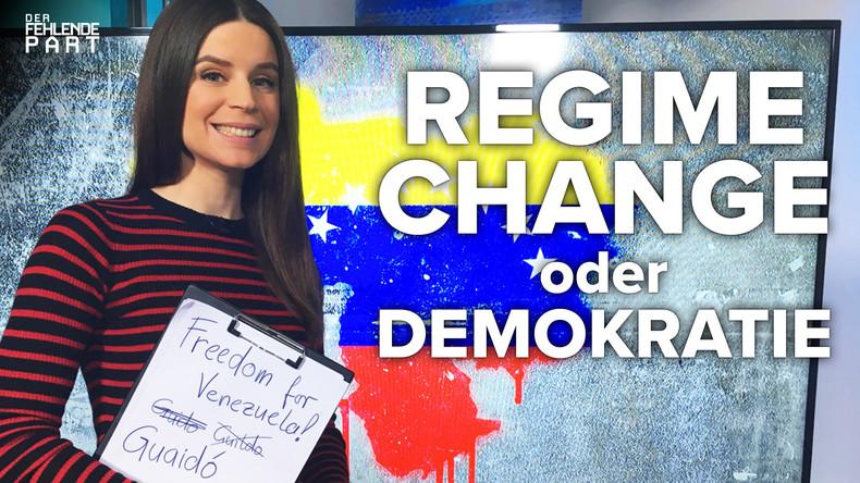 Venezuela: Wer ist dein Präsident?