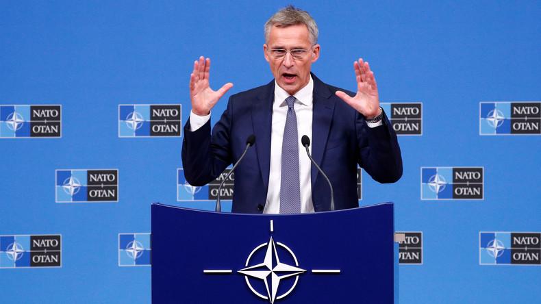 NATO-Generalsekretär Stoltenberg: Keine neuen Atomraketen in Europa
