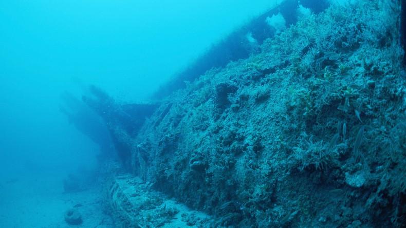 Vor 75 Jahren versenktes U-Boot nahe türkischer Küste wiedergefunden