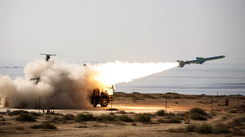 Iran testet neuen Marschflugkörper
