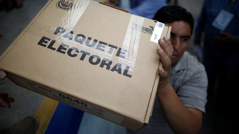 El Salvador wählt neuen Präsidenten
