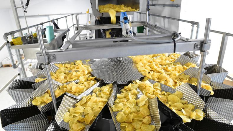 Hongkong: Deutsche Handgranate aus Erstem Weltkrieg landet in Fabrik für Kartoffelchips