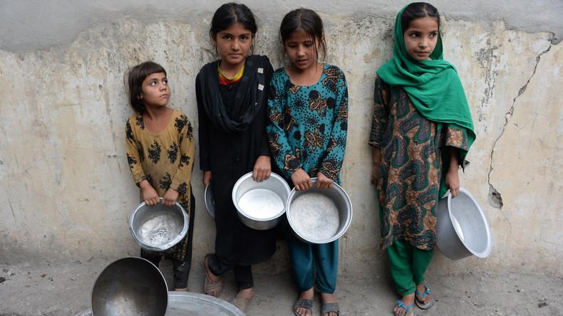 Unicef fordert Millionen für Kinder in Afghanistan