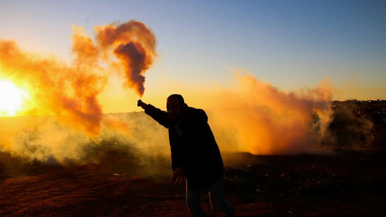 Israel beginnt mit Bau neuer Sperranlage an Gaza-Grenze