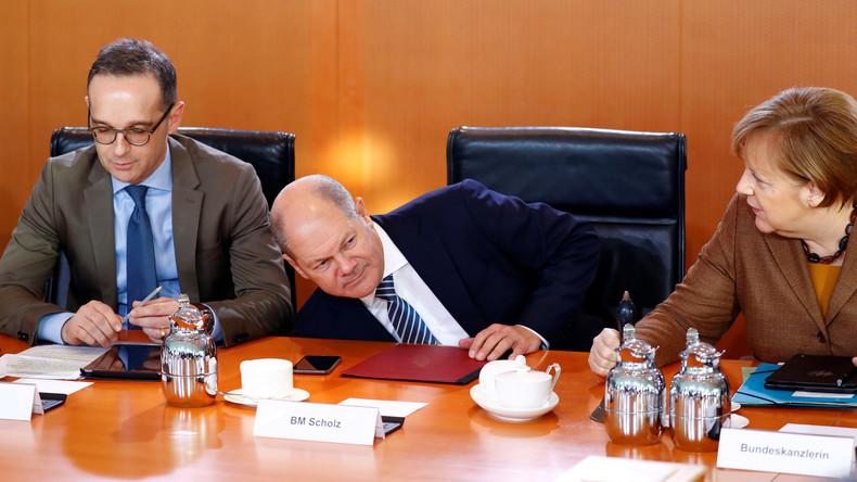 Finanzminister Scholz warnt vor Milliardenloch im Haushalt
