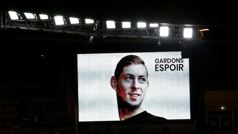 Vermisstes Flugzeug von Emiliano Sala im Ärmelkanal entdeckt
