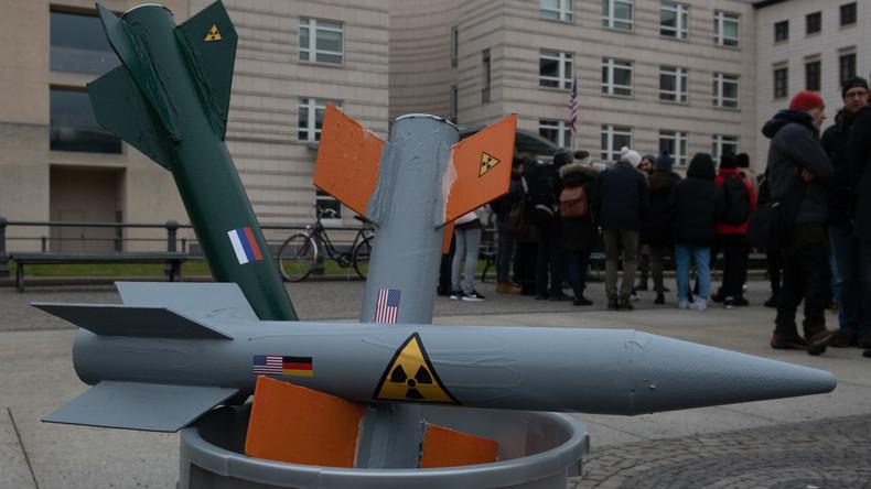 Wladimir Putin: Russische Dialogversuche zur Abrüstung seit Jahren ohne Wirkung