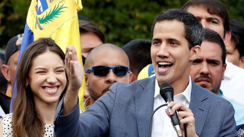 Deutschland erkennt Guaidó als Interimspräsident Venezuelas an
