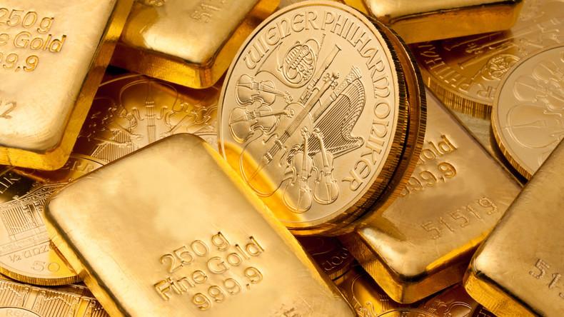 Paket mit Mehrwert: Franzose bestellt Badeanzug und erhält Goldbarren im Wert von 20.000 Euro