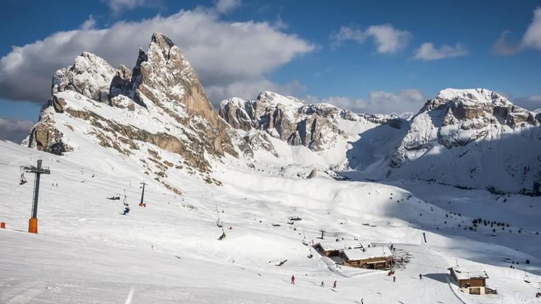 Acht Tote nach Lawinen in italienischen Alpen