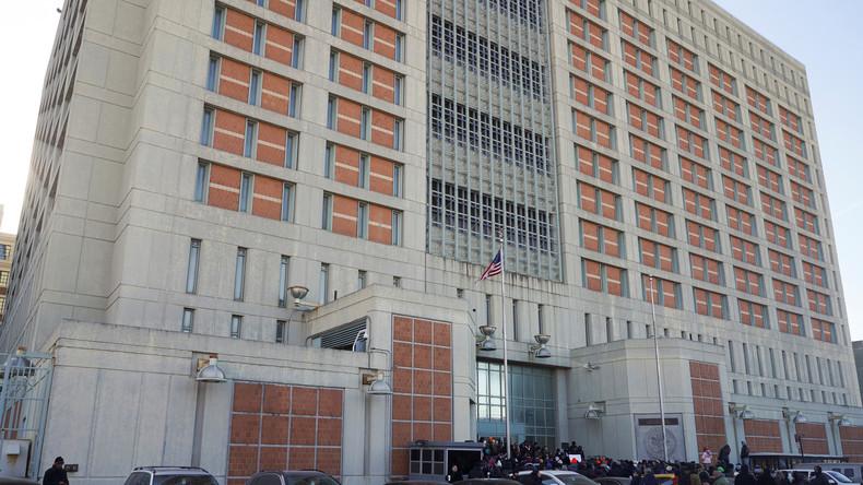 USA: Tagelange Proteste vor Haftanstalt in Brooklyn wegen Kälte und Dunkelheit