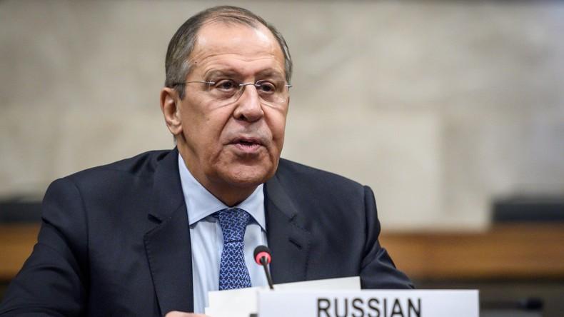 Russischer Außenminister zur Krise in Venezuela: EU agiert nicht als Vermittler