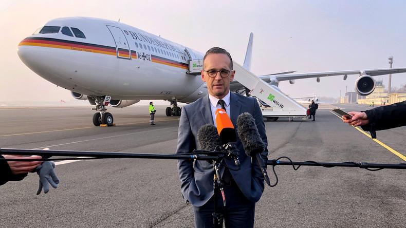 Dr. Gniffkes Macht um Acht: Untergehen mit Mann und Maas