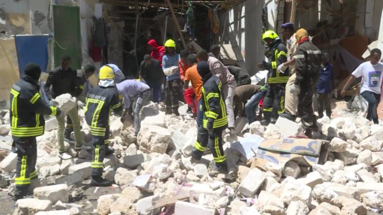 Somalia: Mindestens 9 Tote bei Autoexplosion in Mogadischu