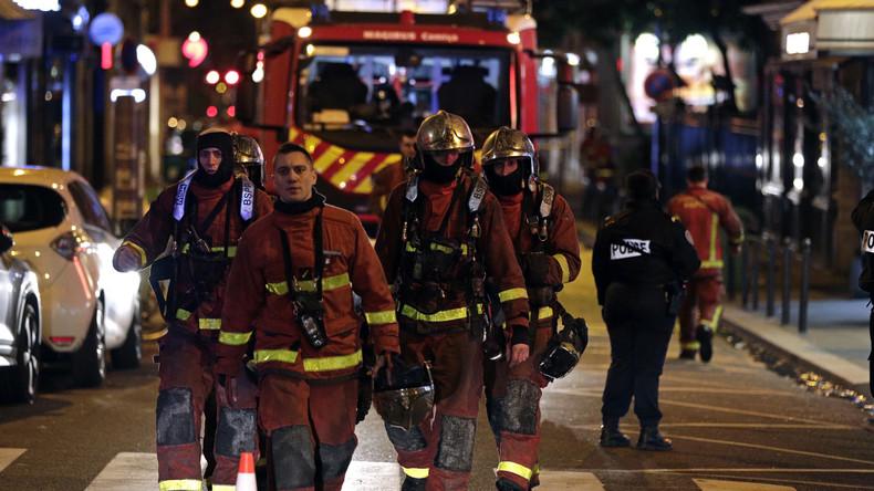 Paris: Neun Tote bei Großbrand in Wohnhaus