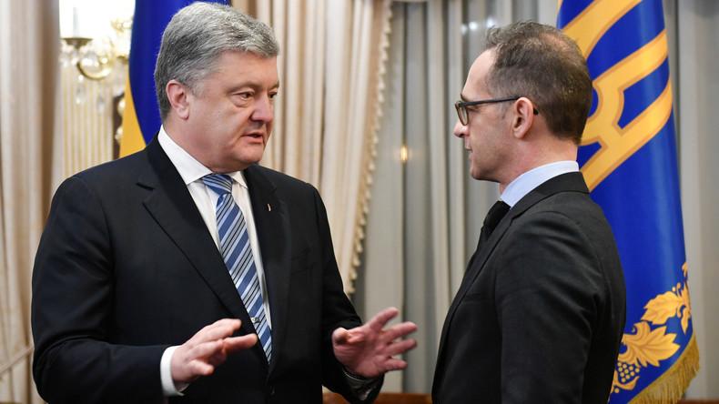 Poroschenko will Teilnahme Russlands an OSZE-Wahlbeobachtungsmission verhindern