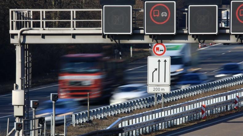 Autokennzeichen-Abgleich in drei Ländern zum Teil verfassungswidrig