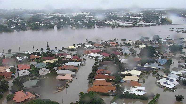 Zwei Tote bei Überschwemmungen in Australien