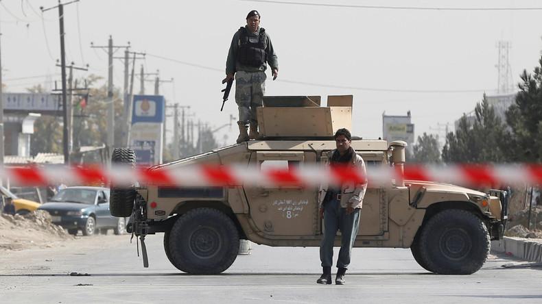 Mindestens 41 tote Sicherheitskräfte bei Taliban-Angriff in Afghanistan