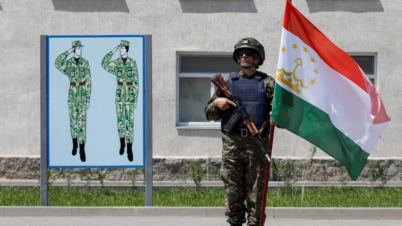 Lawrow: Russland unterstützt Tadschikistan bei Modernisierung von Armee und Grenzsicherung