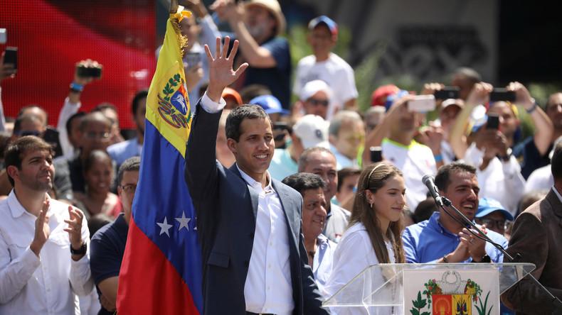 Venezuela: Ist Juan Guaidó nur der Strohmann eines US-Strohmanns? (Video)
